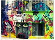 Street Art - Γκράφιτι - 'Ενας διαφορετικός τρόπος έκφρασης