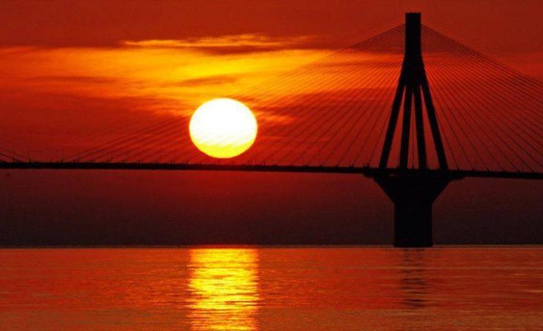 Η γέφυρα Ρίου – Αντιρρίου
