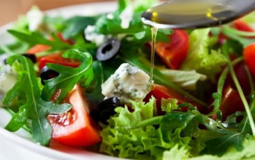 oil-salad