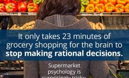 Η Ψυχολογία του καταναλωτή στο Super Market