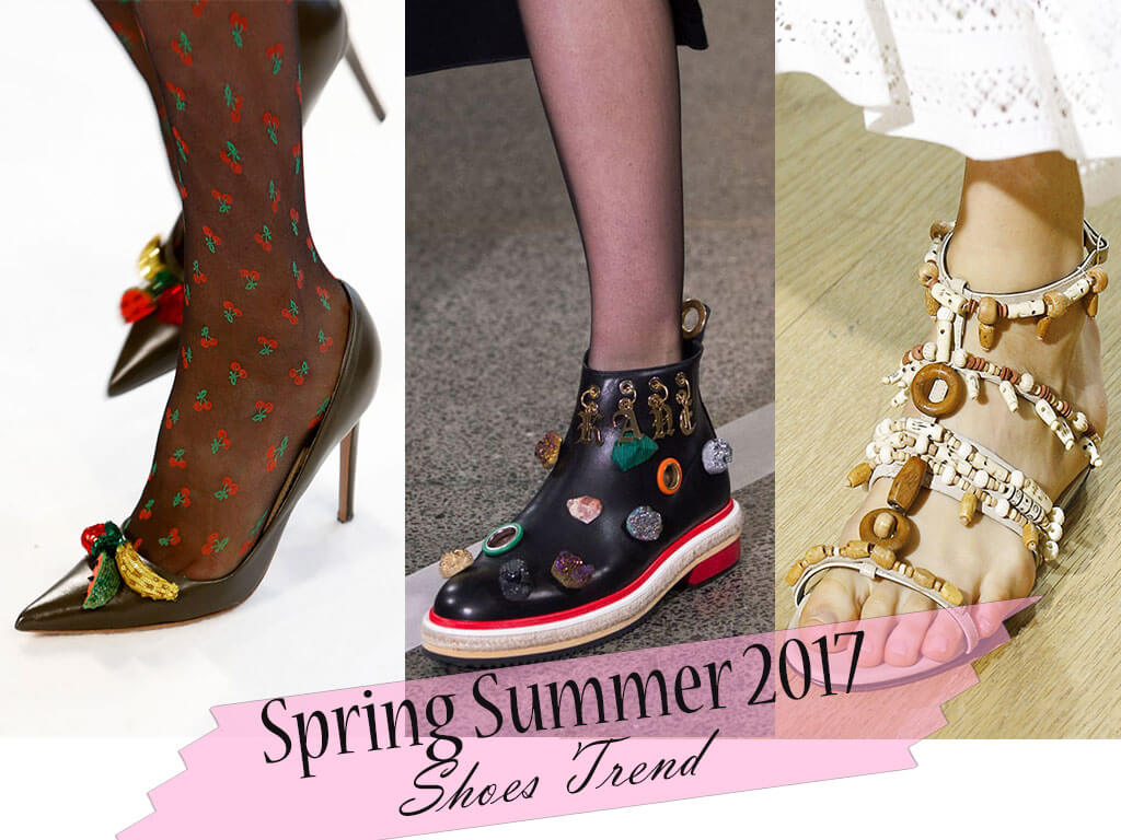 "d82cbae4bef Άνοιξη-Καλοκαίρι 2017 – Όλες οι ""hot"" τάσεις στα παπούτσια ..."