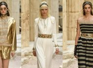 Ancient Greek style by Chanel & Karl Lagerfeld