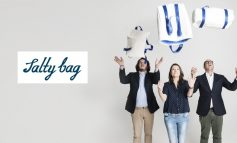 Salty Bags: Upcycled Handmade Bags that Smell Greek Summer