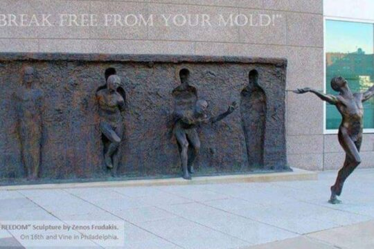 Break free from your mold